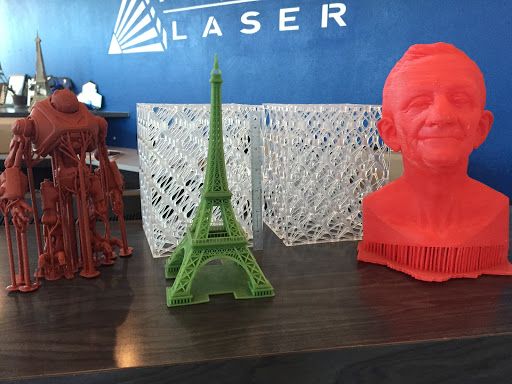 Example Prints from the FSL3D Pegasus Touch